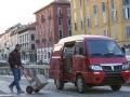 090 Piaggio Porter Blind Van